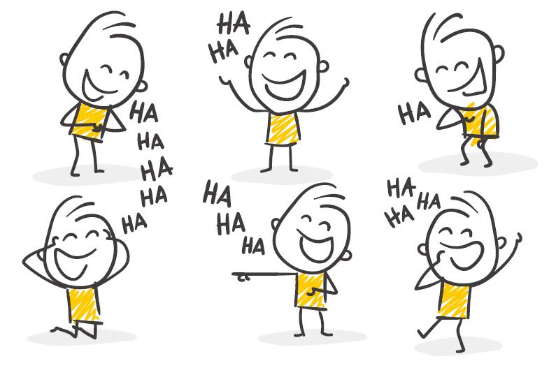笑え!笑え!大いに笑え! 幸せを呼ぶ一日一笑